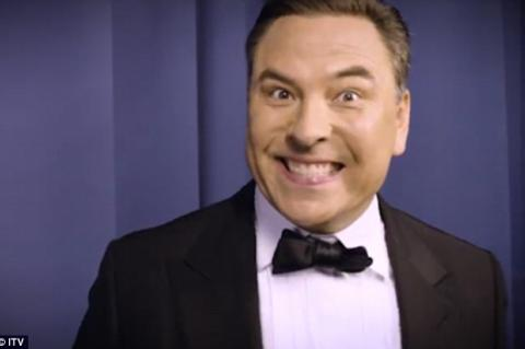 The Nightly Show David Walliams