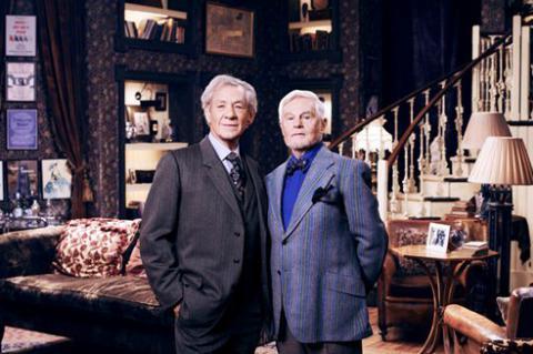 Ian McKellen and Derek Jacobi in Vicious