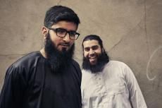 Extremely British Muslims follows best friends Naveed Ahmed and Waseem Iqbal around Birmingham