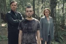 The Websters played by David Morrissey, Jake Davies and Keeley Hawes
