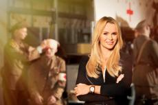 Amanda Holden in WDYTYA