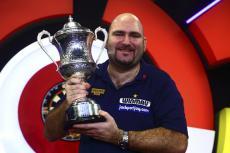 Last year's champion Scott Waites
