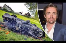 Richard Hammond's horrific crash