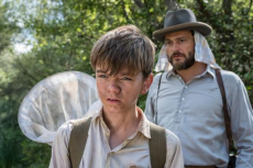 Milo Parker as the young Gerald Durrell