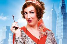 Miranda Hart in the new Annie